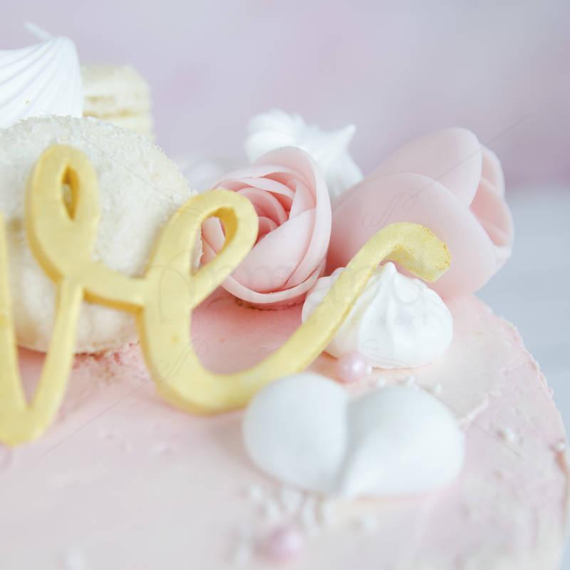 Tort Pink Love