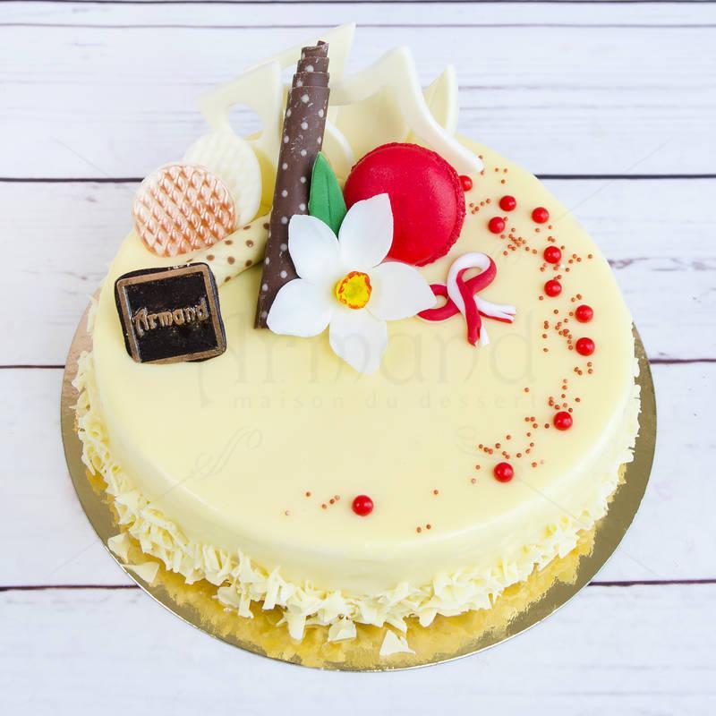 Tort Pearl & Rubby Editia 1-8 Martie