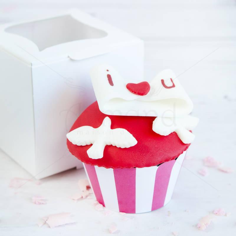 Cutie Cupcake Ziua Indragostitilor