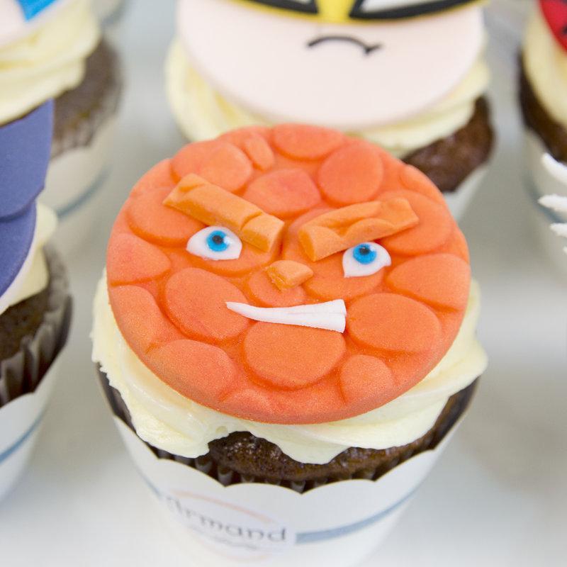 Cupcakes Supereroi Avengers