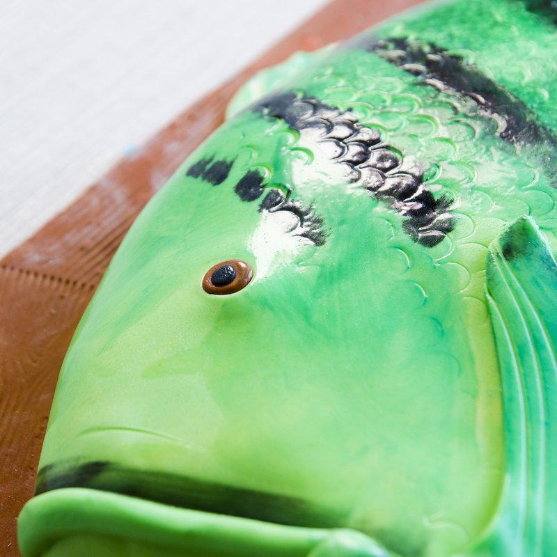 Tort pentru barbat Pescar