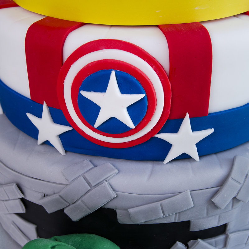 Tort pentru copii Avengers 2