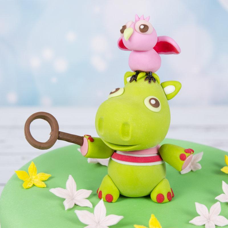 Tort pentru copii Figurina Hipopotam
