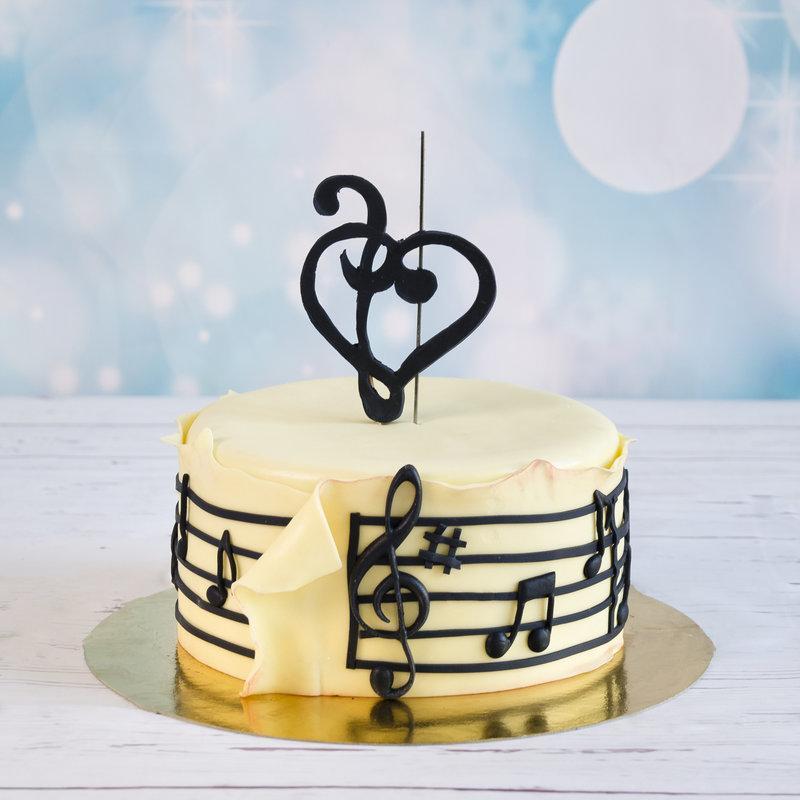 Tort Inima si Note Muzicale