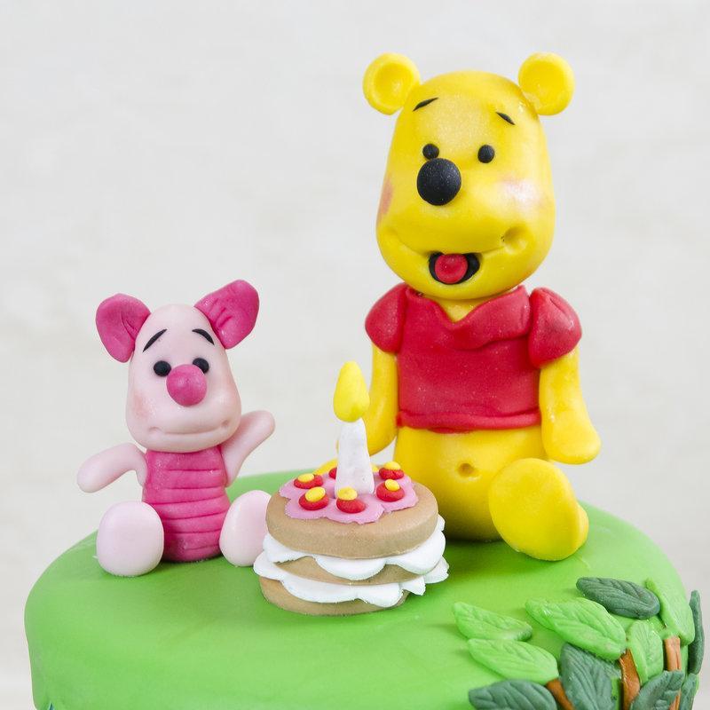 Tort Lumea lui Winnie the Pooh