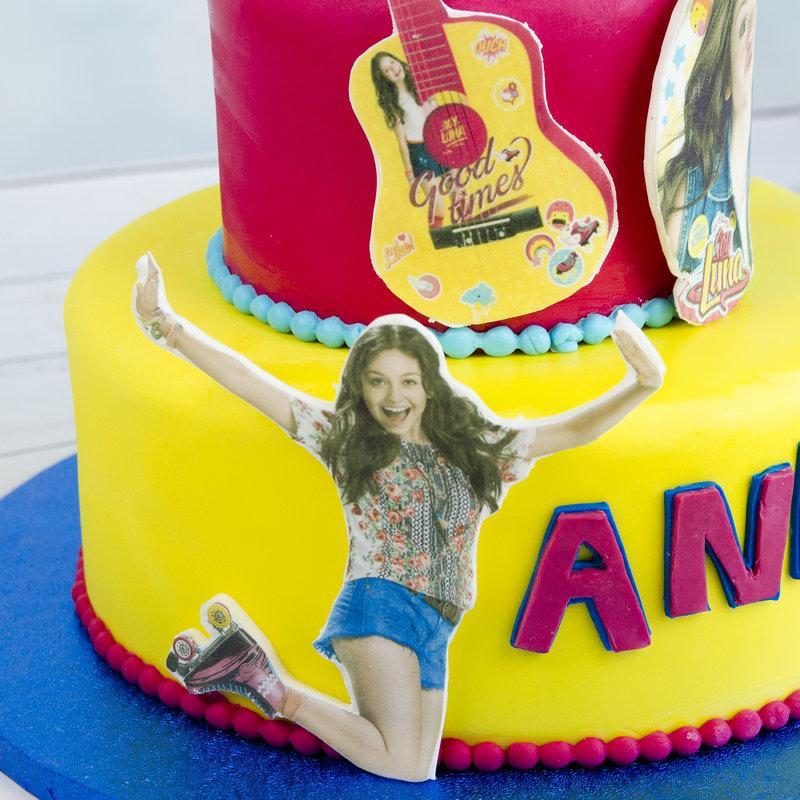 Tort fetita Soy Luna