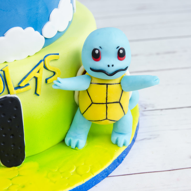 Tort Figurine Pokemoni