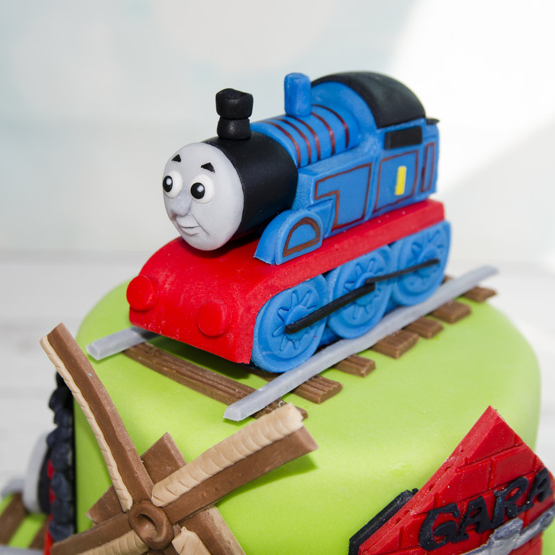 Tort Figurine Thomas si Prietenii
