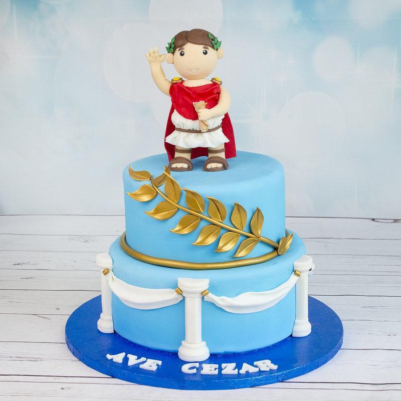 Tort Botez Ave Cezar