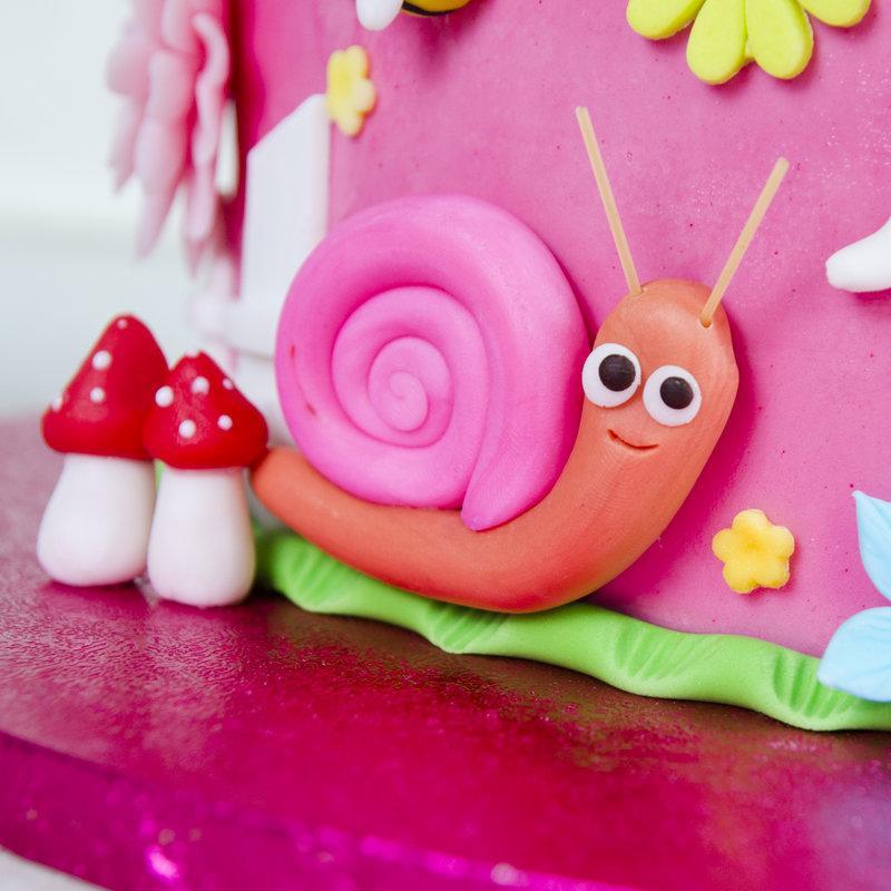 Tort copii Figurine Doctorita Plusica