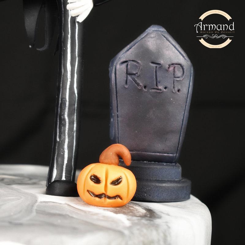 Tort Jack Skellington Halloween