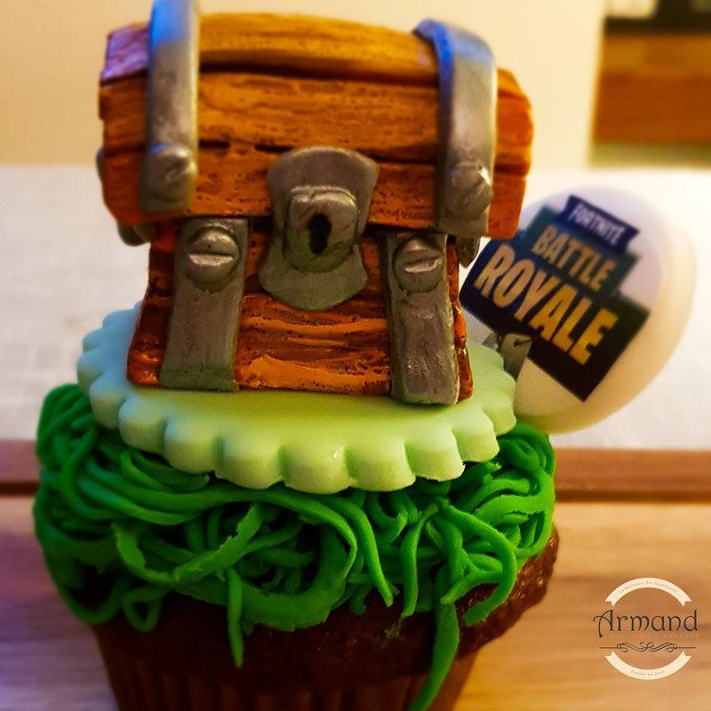 Cupcakes Fortnite