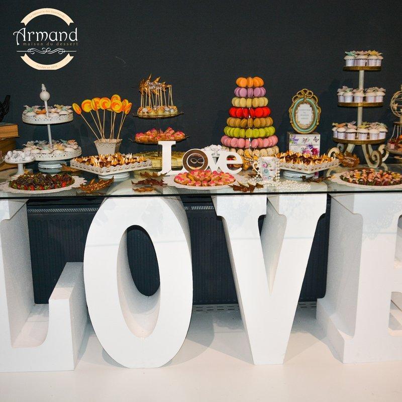 Candy bar nunta tomnatic