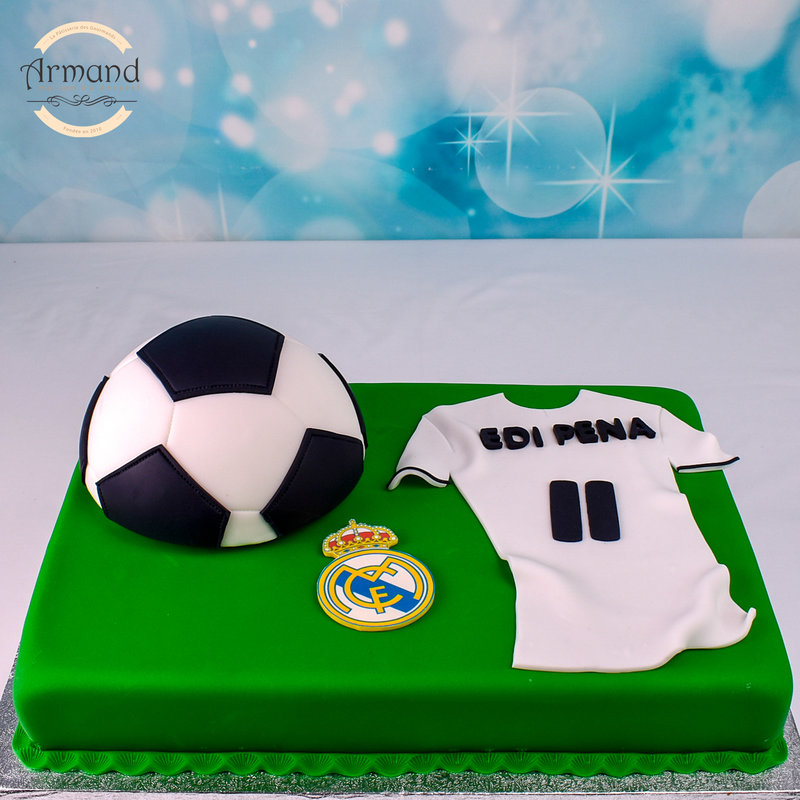 Tort Fotbal Real Madrid