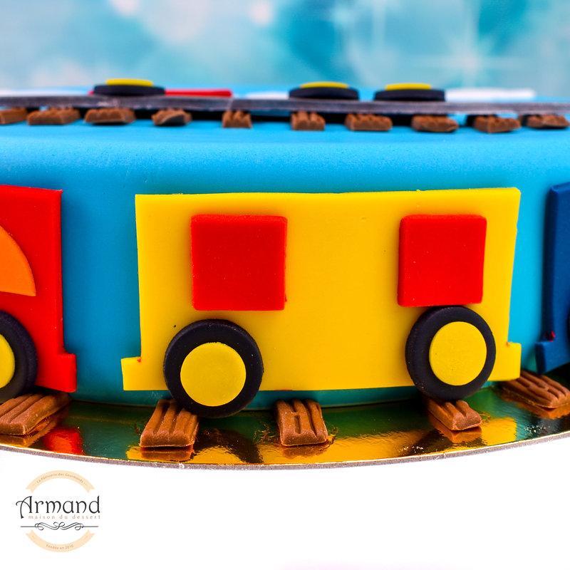 Tort Trenulet pe sina