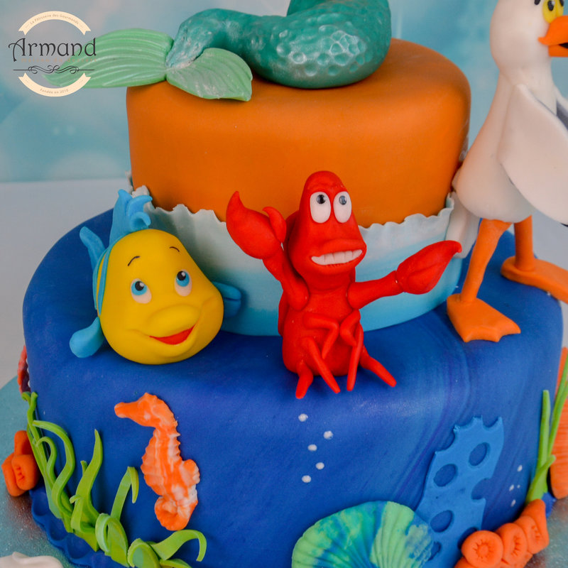 Tort Mica sirena