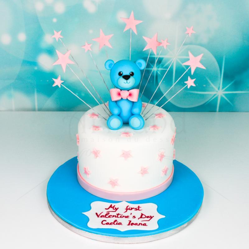 Tort Ursuletul bleu