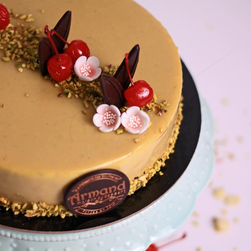 Tort Pistachio Summer