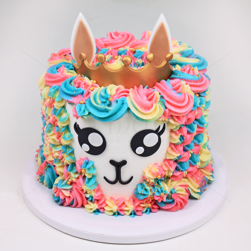 Tort Printesa Llama
