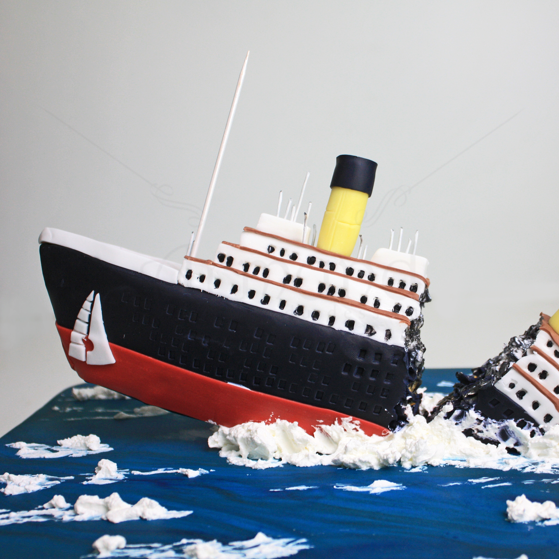 Tort Vapor Titanic