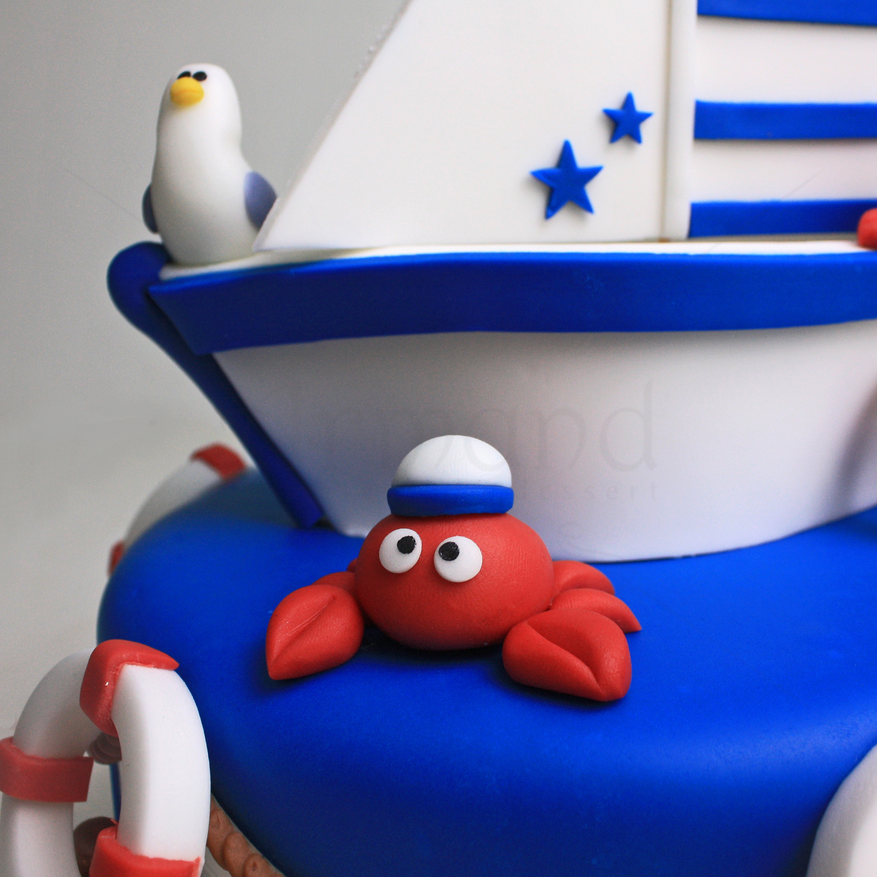 Tort Marinaresc Crabi