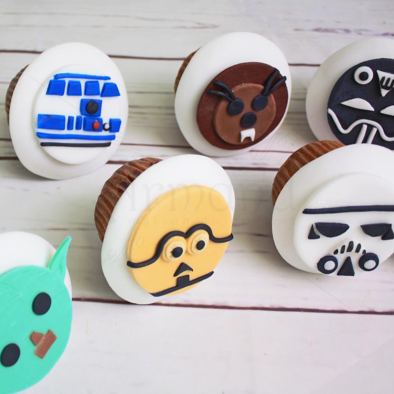 Cupcake Starwars