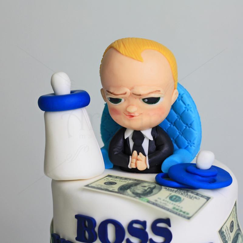 Tort Baby Boss