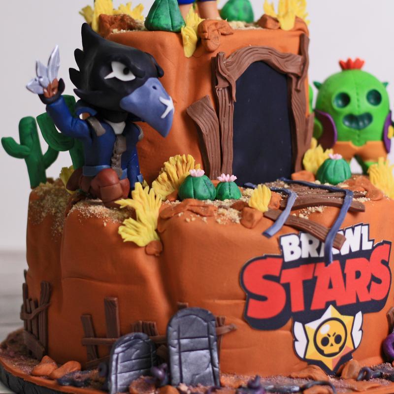 Tort Brawlstars Legendary