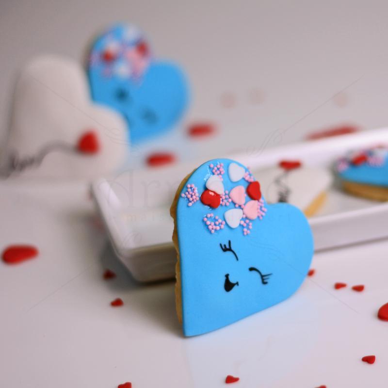 Biscuiti inima