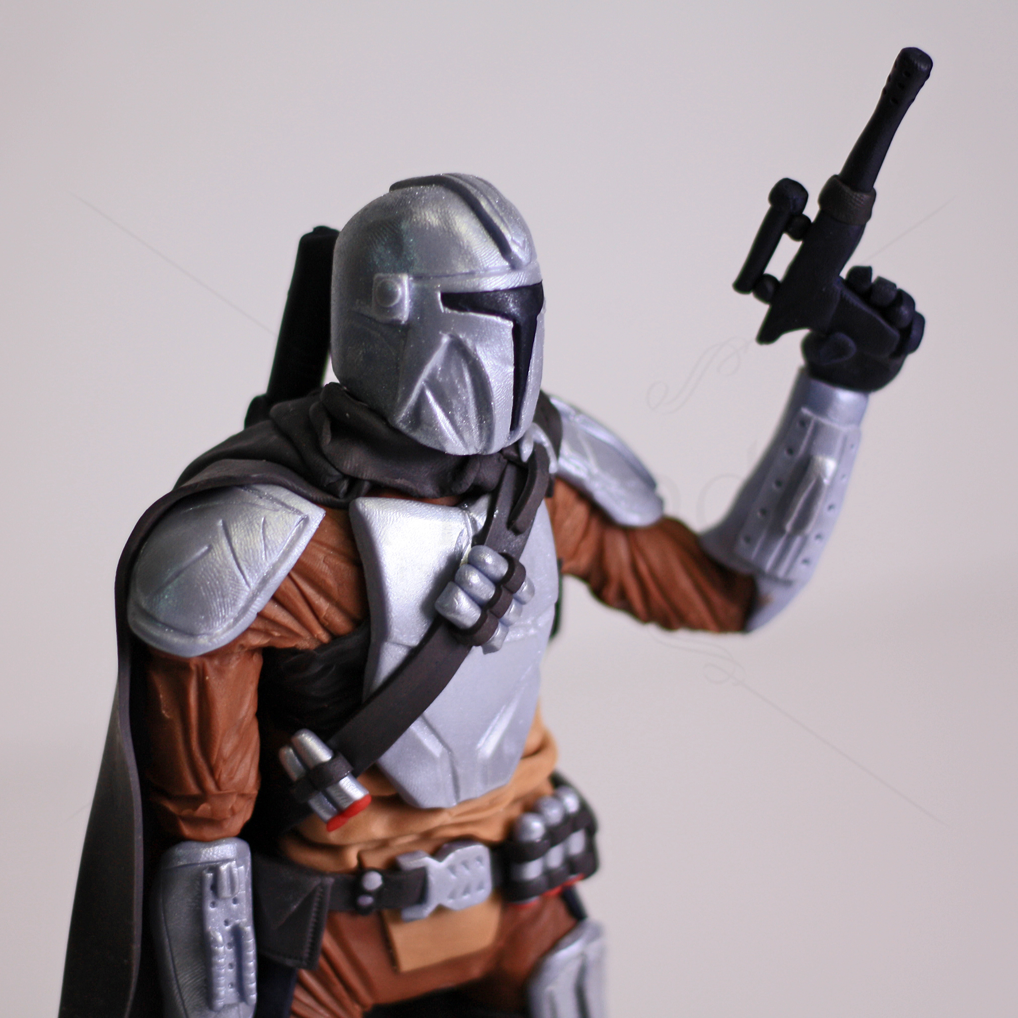 Tort Star Wars The Mandalorian