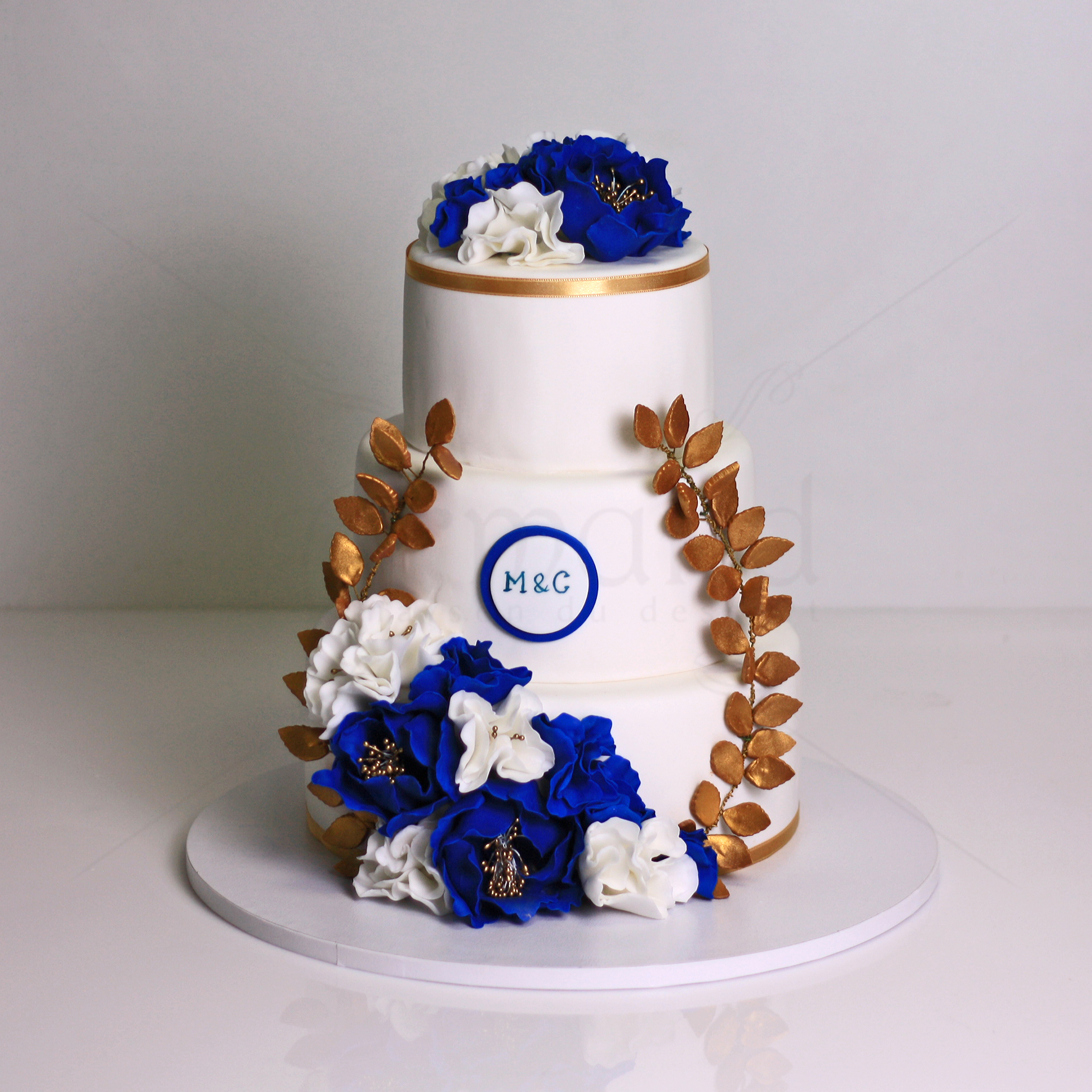 Tort Royal Blue