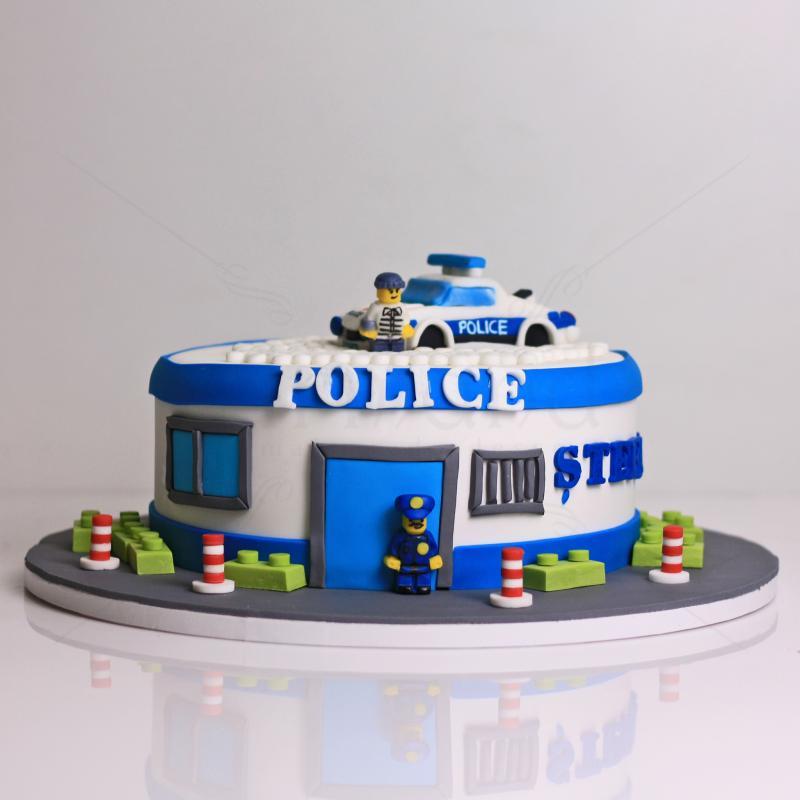 Tort Lego, Sectia de Politie