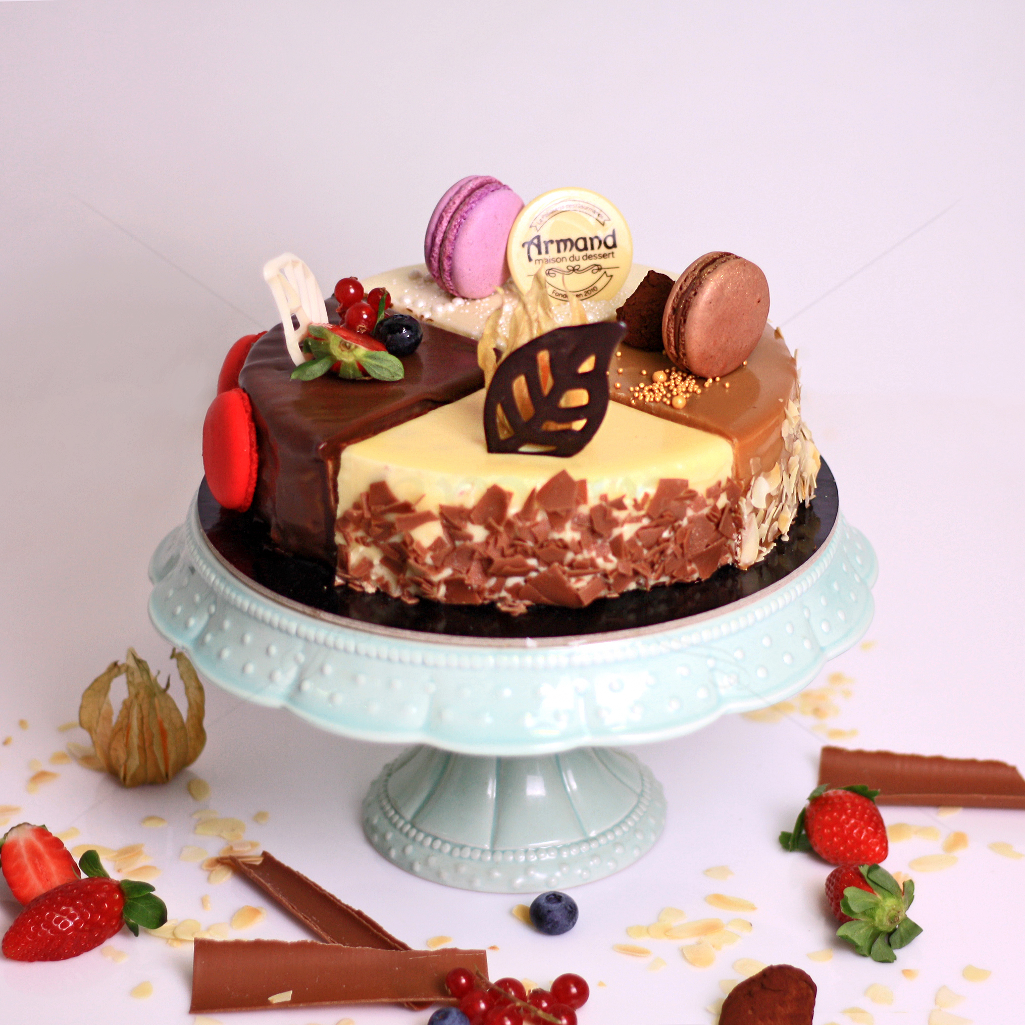 Tort 4 Flavours