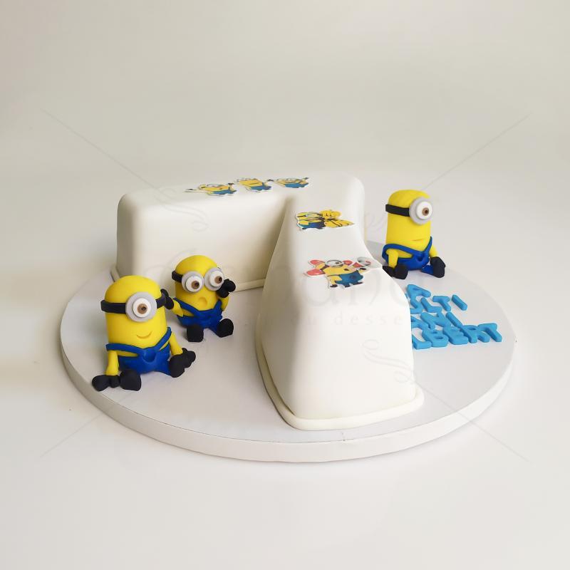 Tort Aniversar Minioni