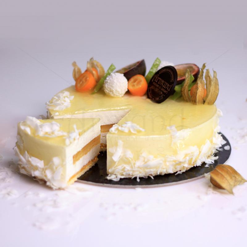 Tort PinaColada