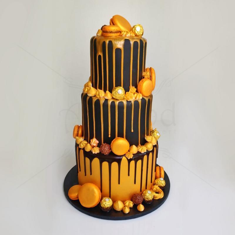 Tort Radiant Orange