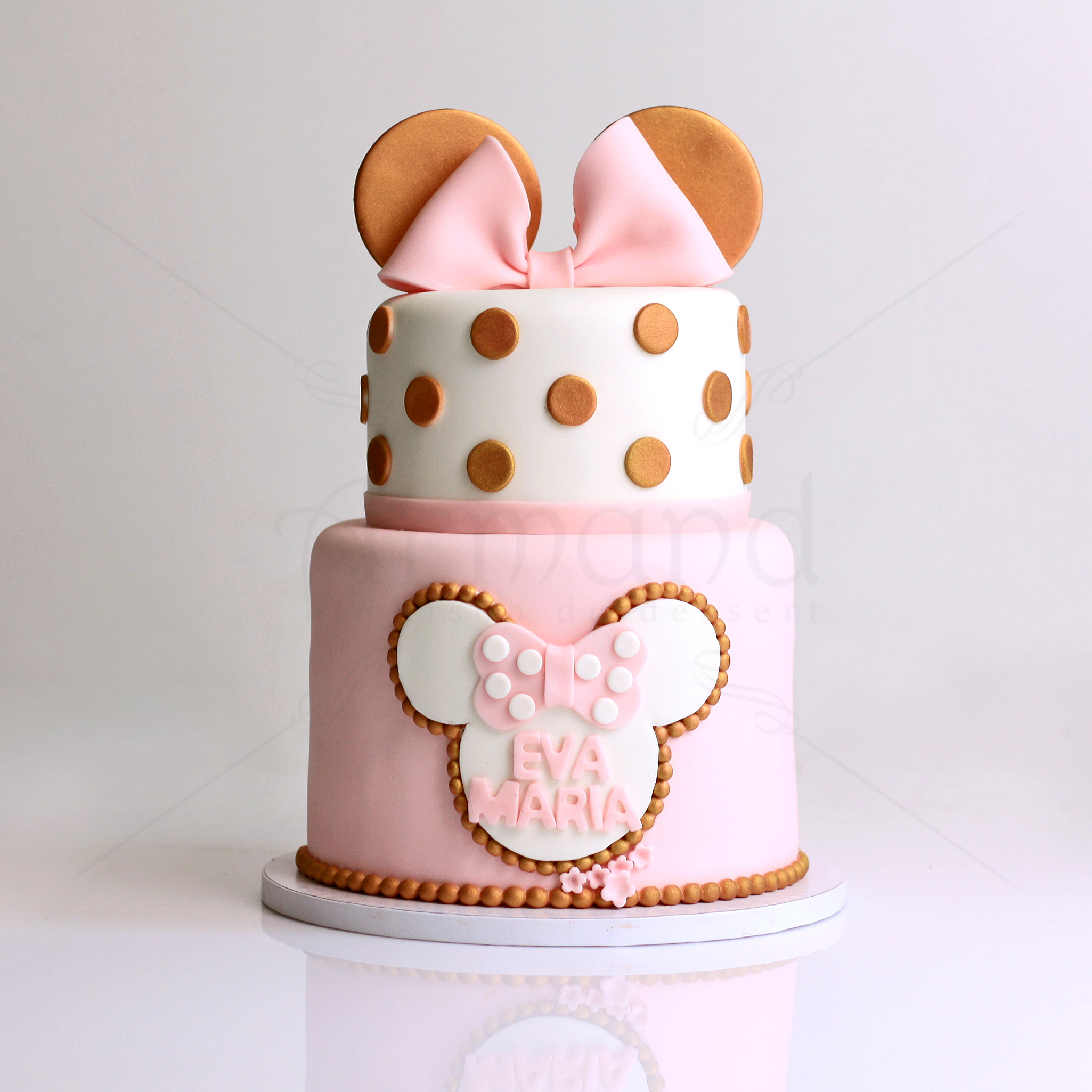 Tort Minnie elegant