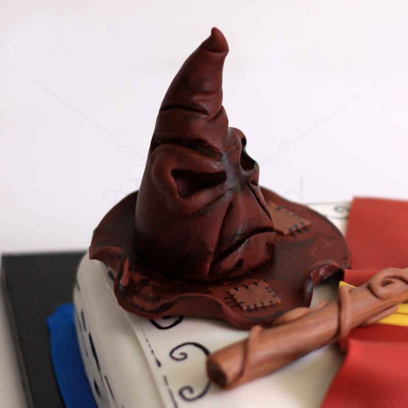 Tort Harry Potter  Book of Spells 2