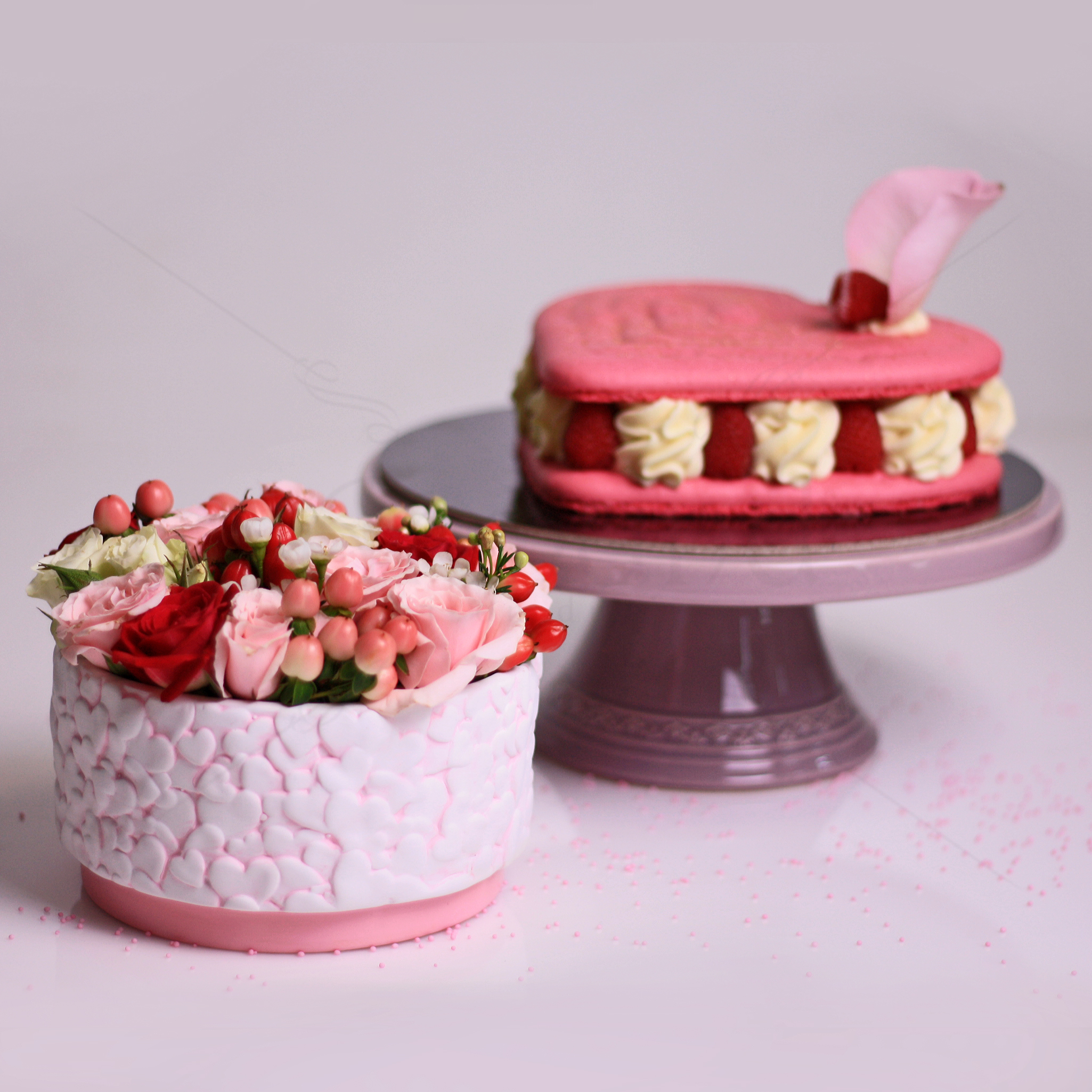 Pachet cadou Sweet and Love
