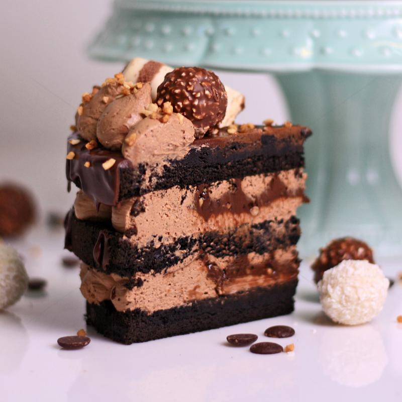 Tort Black Velvet