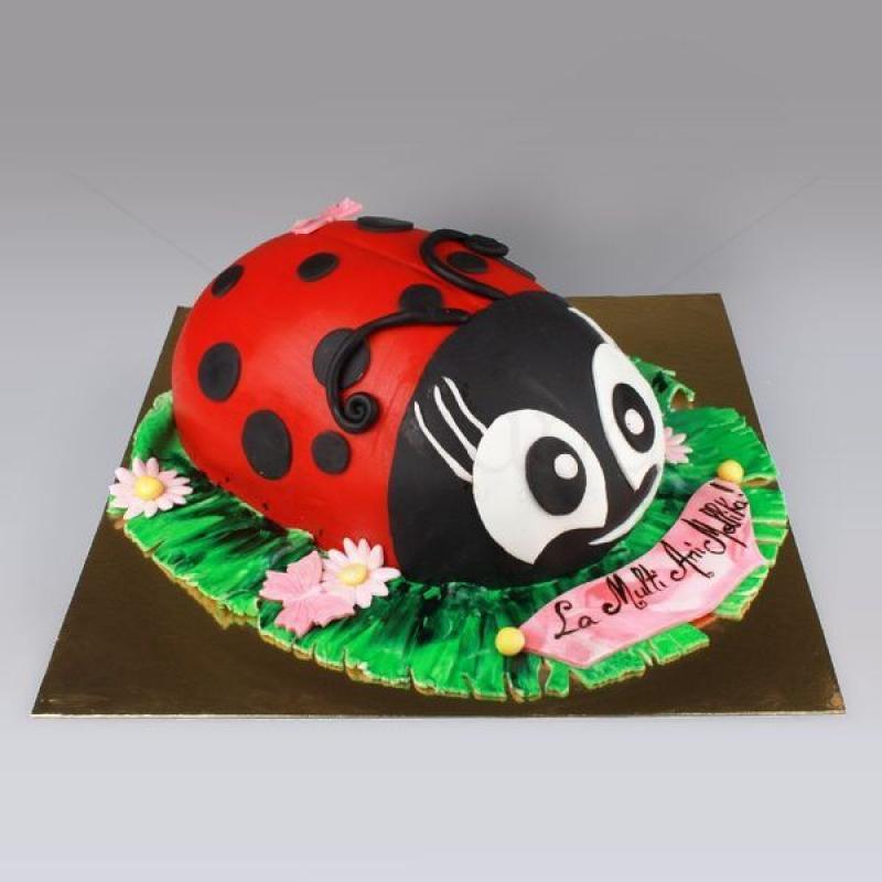 Tort Gargarita pe frunza