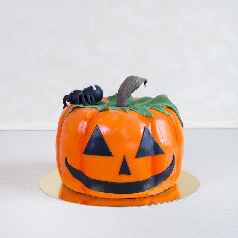 Tort Dovleac Halloween