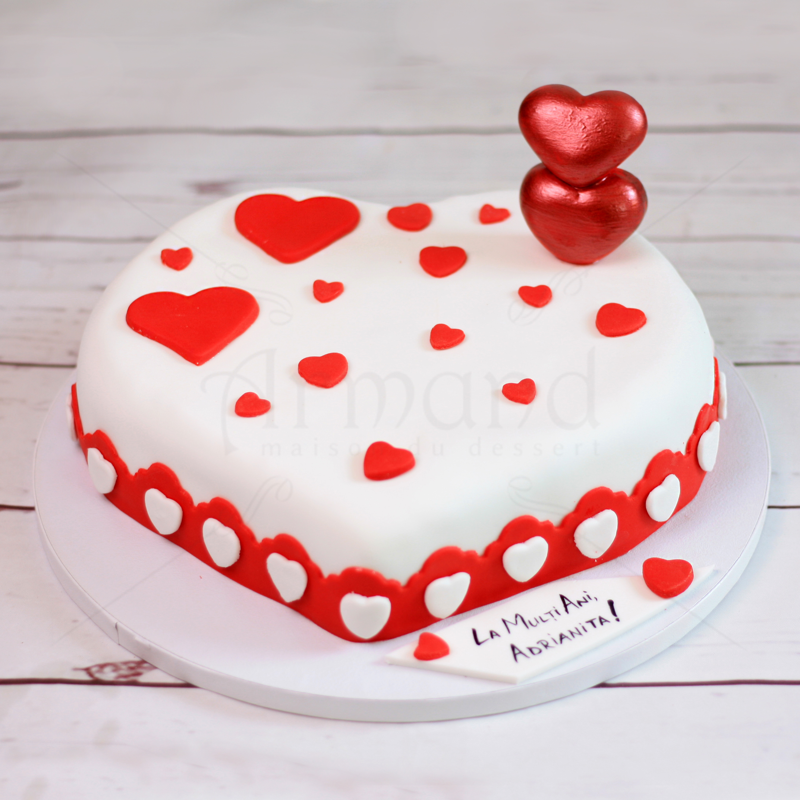 Tort inima Valentine