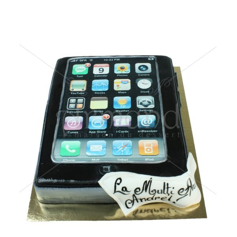 Tort telefon iPhone