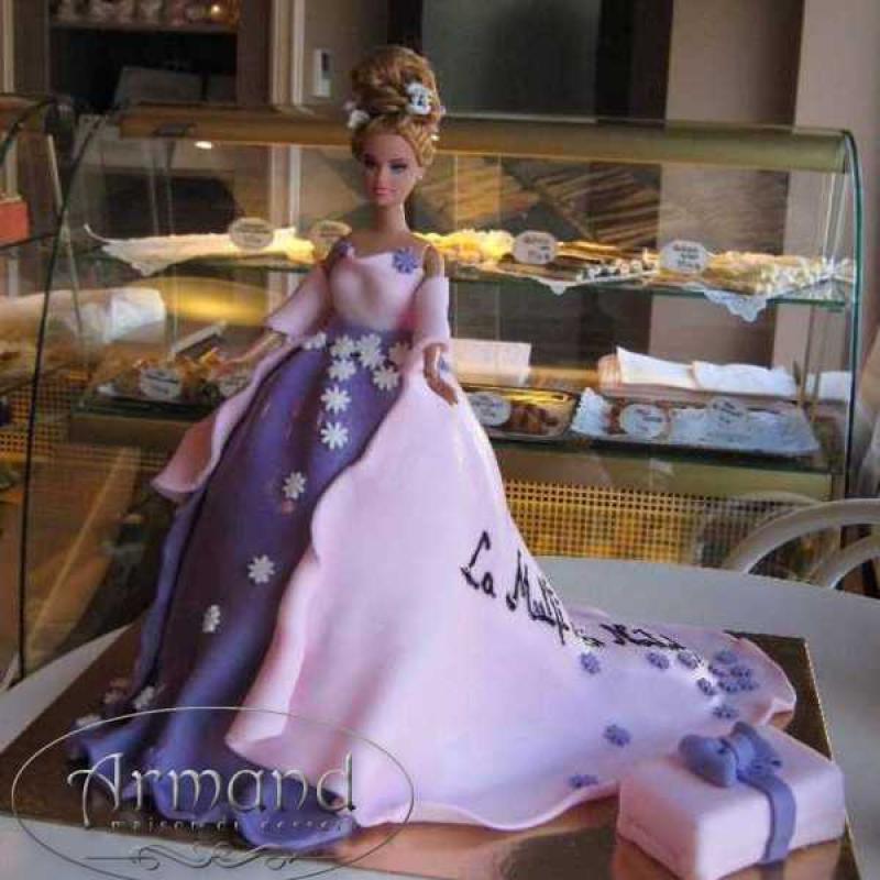 Tort Papusa Barbie 1