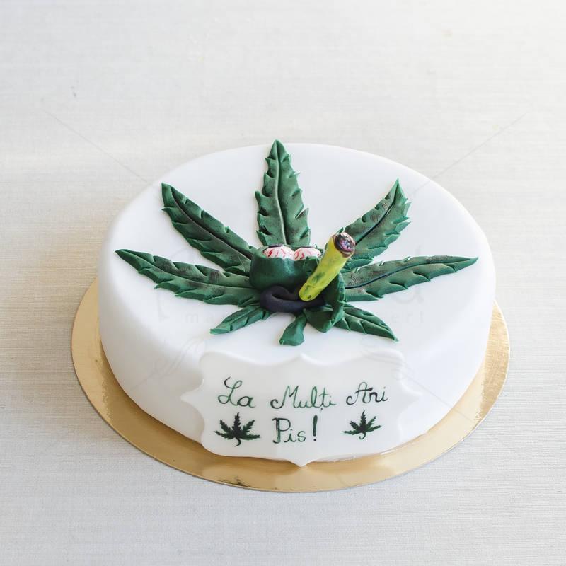 Tort aniversar Marijuana