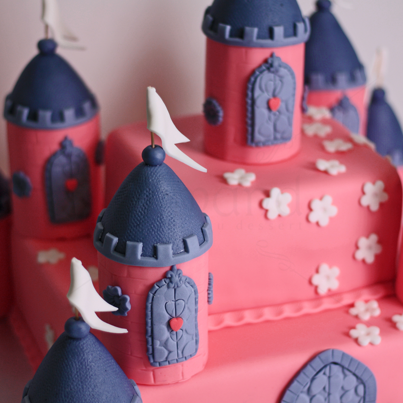 Tort Castel fete