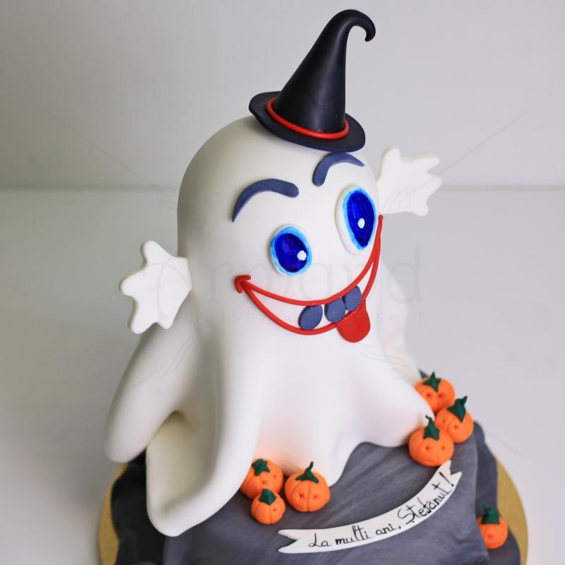Tort Fantoma Halloween