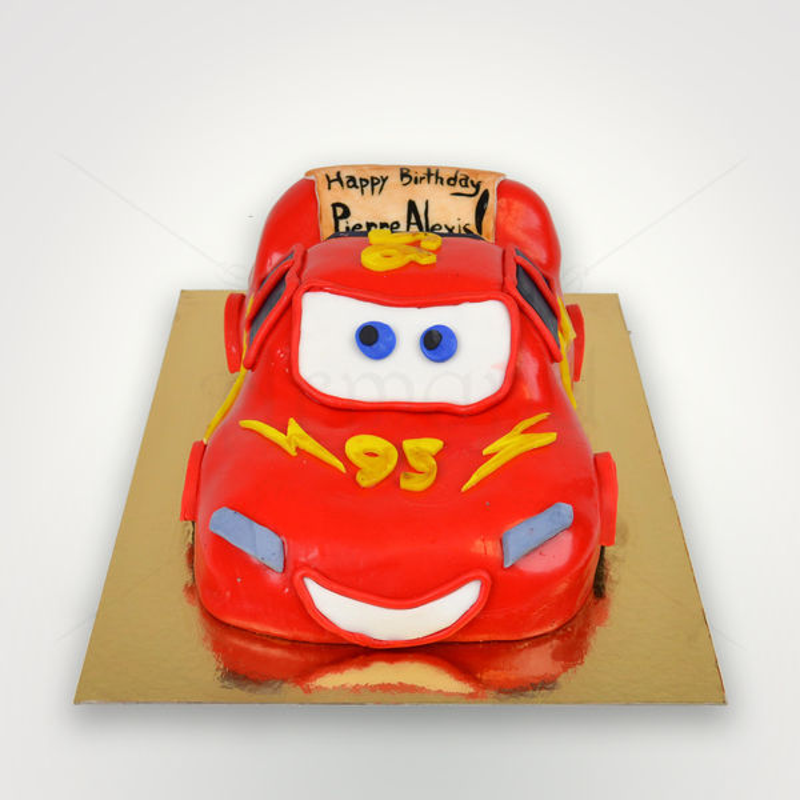 Tort Fulger McQueen - baieti