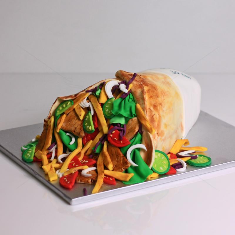 Tort Shaorma